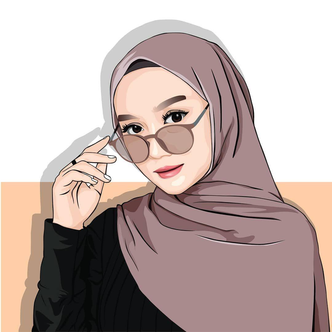 Pin Di Muslimah