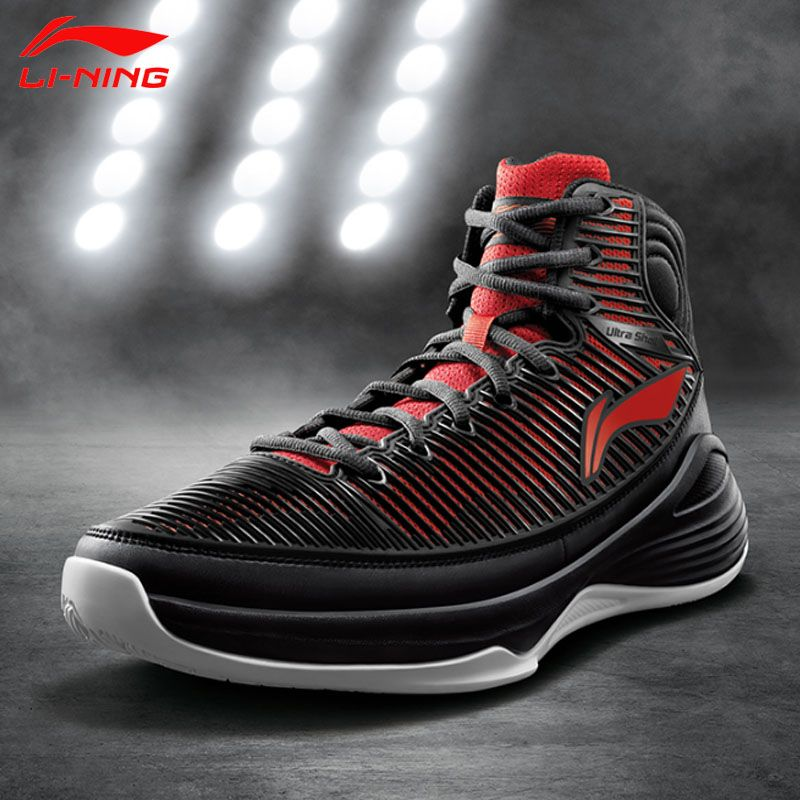 acheter populaire 32c8b c2f65 Li-Ning Men's QUICKNESS On Court Basketball Shoes Support ...