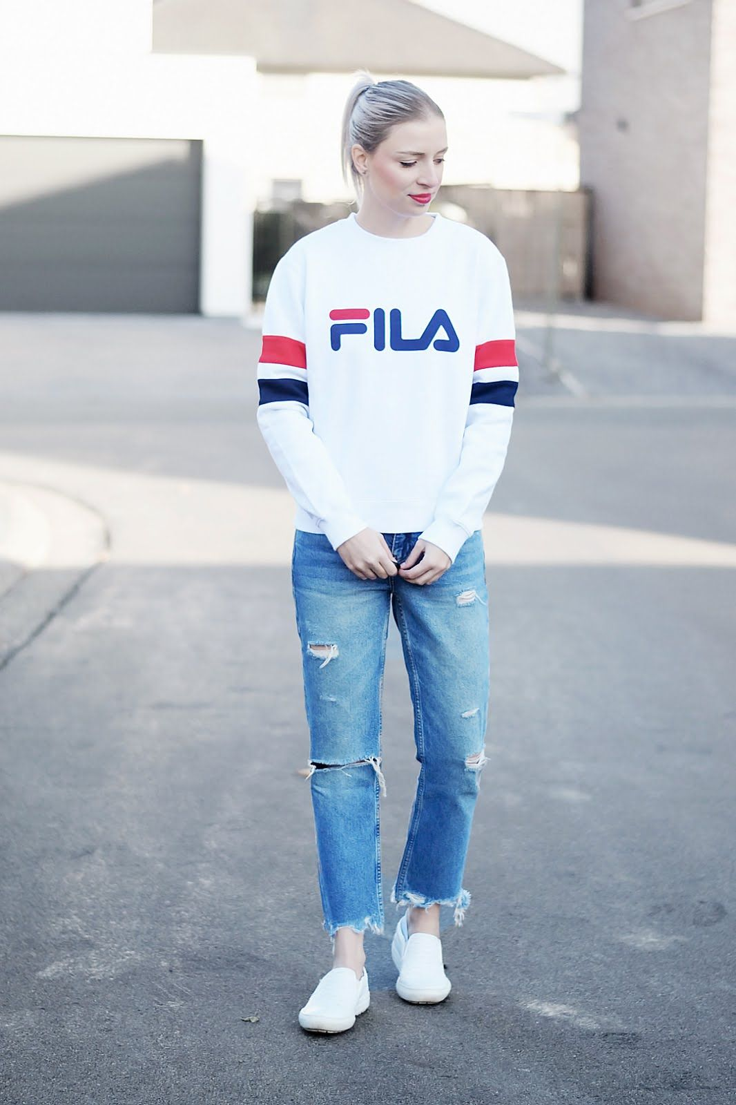 how to wear fila clothing  turnitinsideout  01 turn
