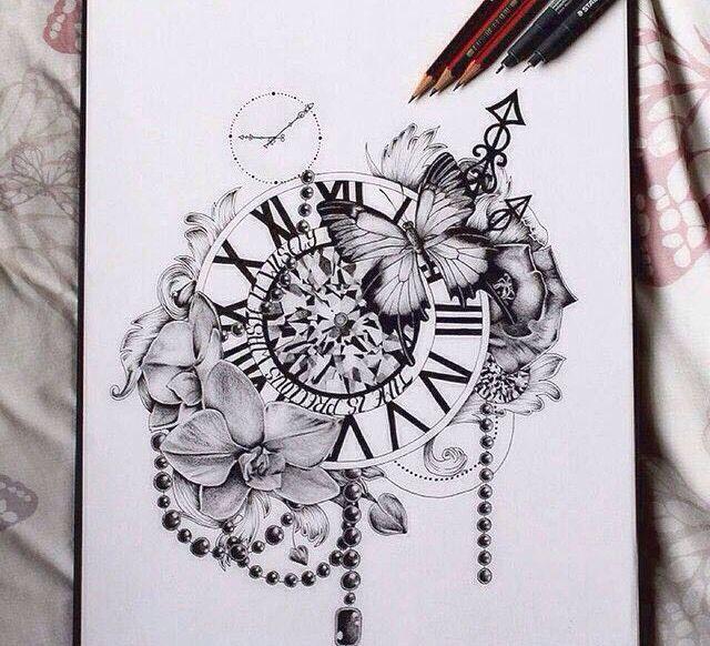 pingl par rebeca alarcon sur tatuagens pinterest dessin. Black Bedroom Furniture Sets. Home Design Ideas