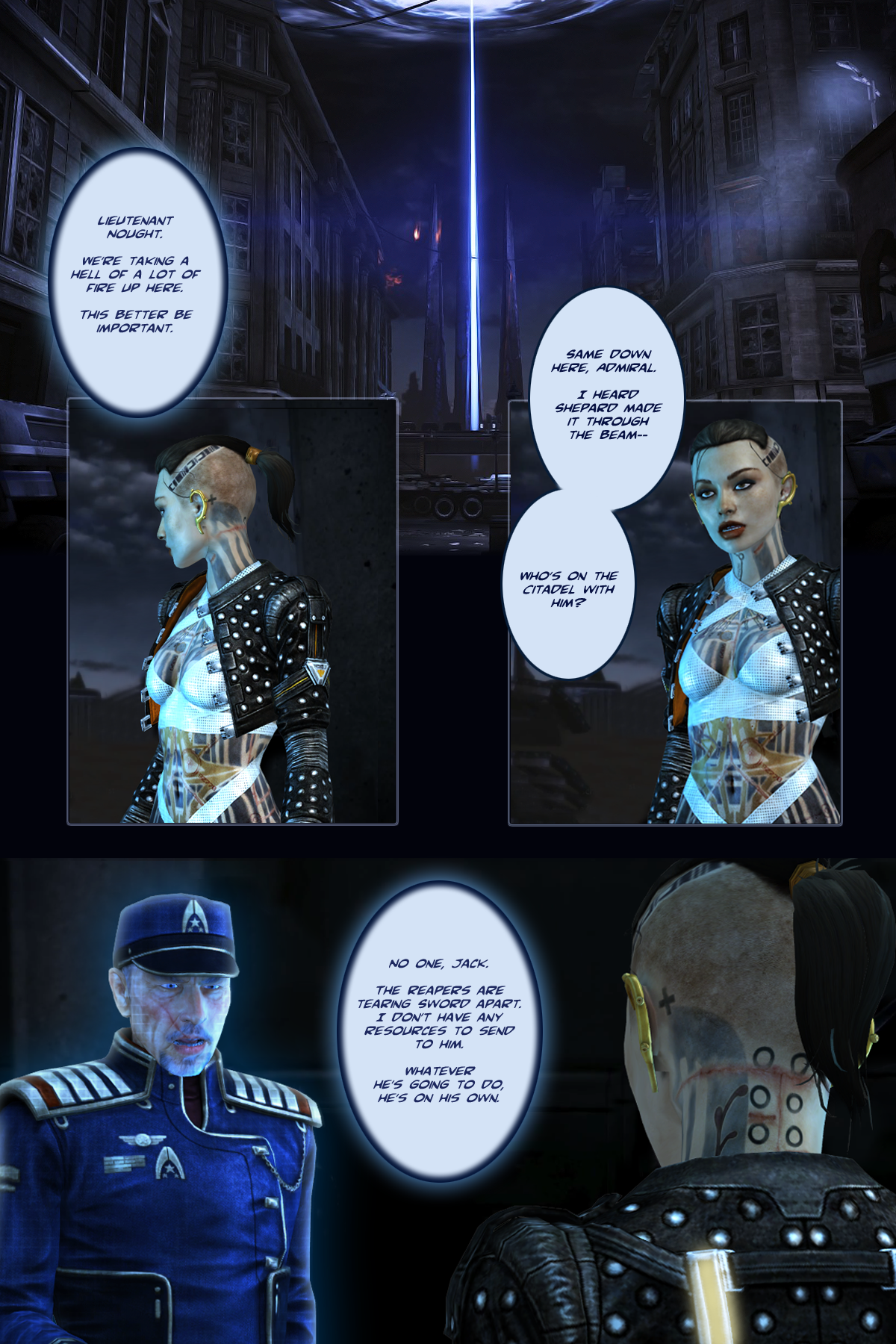 ME: Aftermath - Page 75 by Nightfable on deviantART | Mass