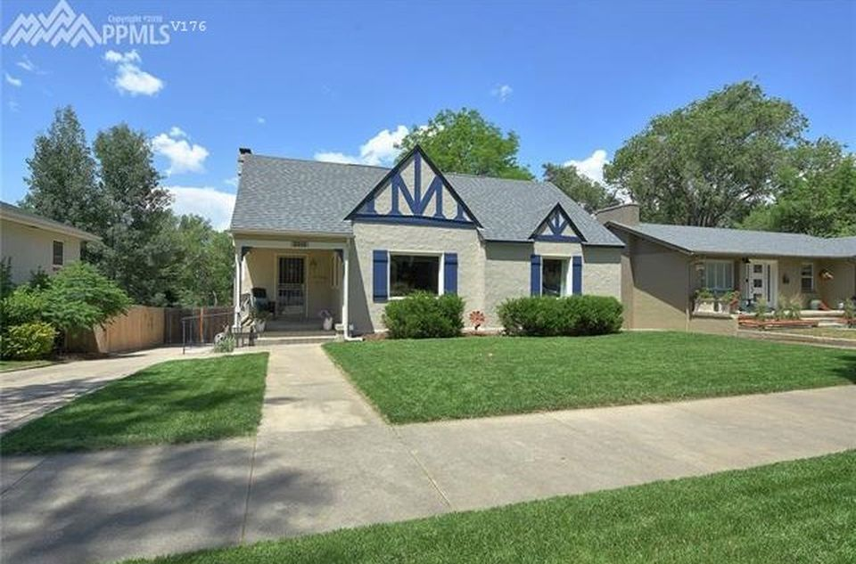 Surprising 2820 Rossmere St Colorado Springs Co 80919 Mls 1869834 Home Interior And Landscaping Palasignezvosmurscom