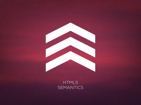 Semántica Logotipo web semántica