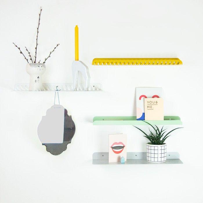 Wandregal SOLID 01 Küche Pinterest
