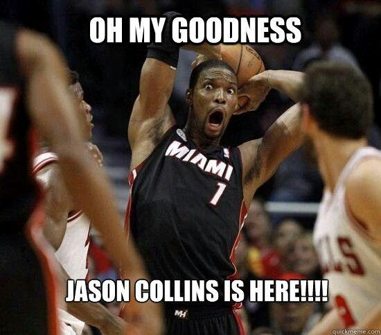 Nba Miami Heat Basketball Meme Chris Bosh Wtf Face Basketball Motivation