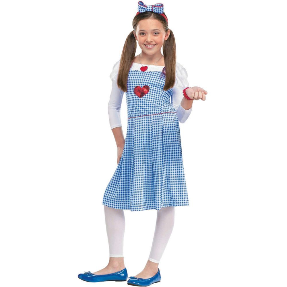 Dorothy Girls Halloween Costume | Halloween costumes, Costumes and ...