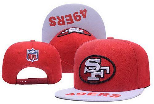 new style 2d172 3cbd0 ... fitted hat size 7 d30f1 b18e5  shop nfl mens san francisco 49ers  flatbrim cap 4c02f def92