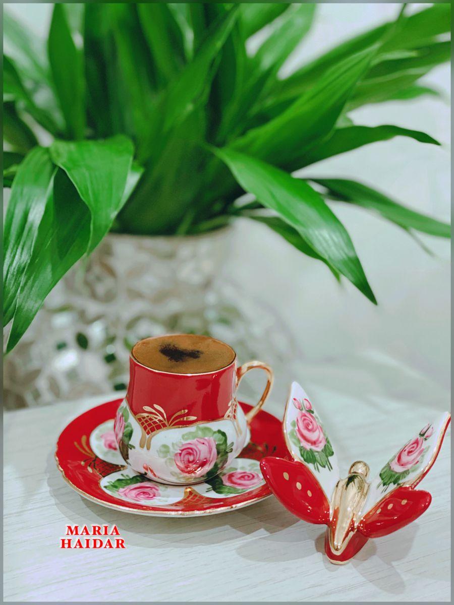 فنجان قهوة Tea Cups Glassware Tableware
