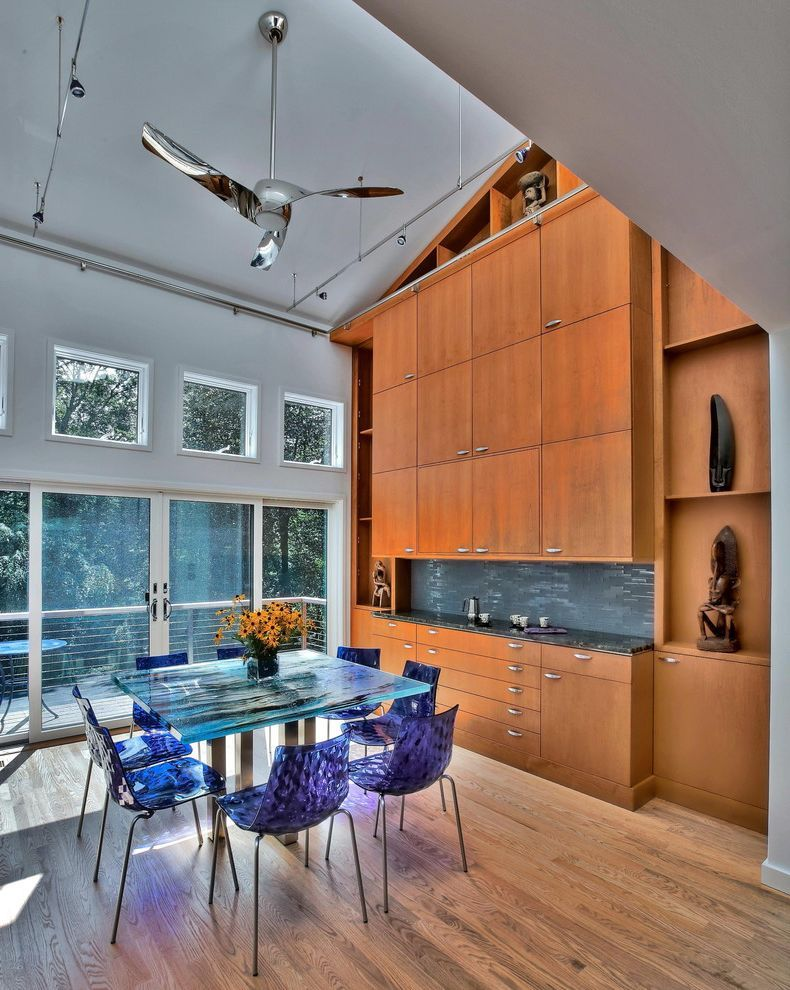 Flush Mount Brushed Nickel Ceiling Fan Dining Room Suggestion For Vaulted  Ceiling With Modern   Http