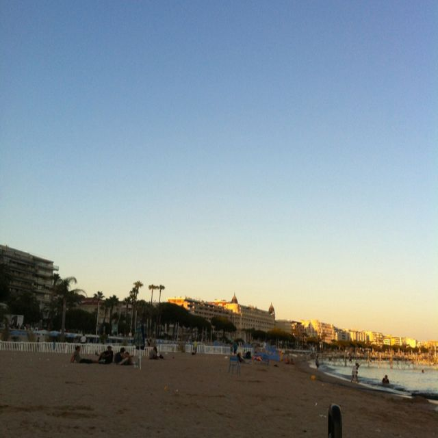 Coucher de soleil sur #Cannes | Cannes et ses environs : Insider ...