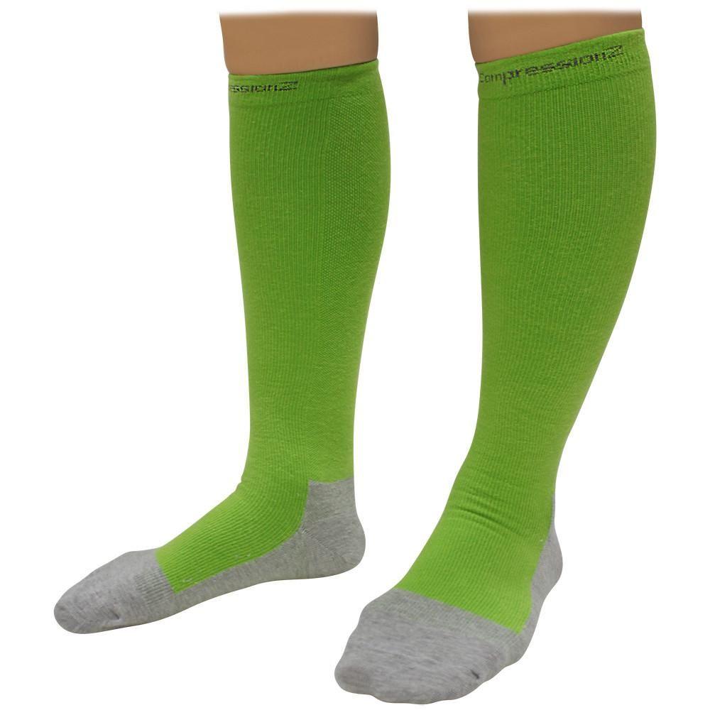 Compression Socks (2030 mmHg) Green Compression socks