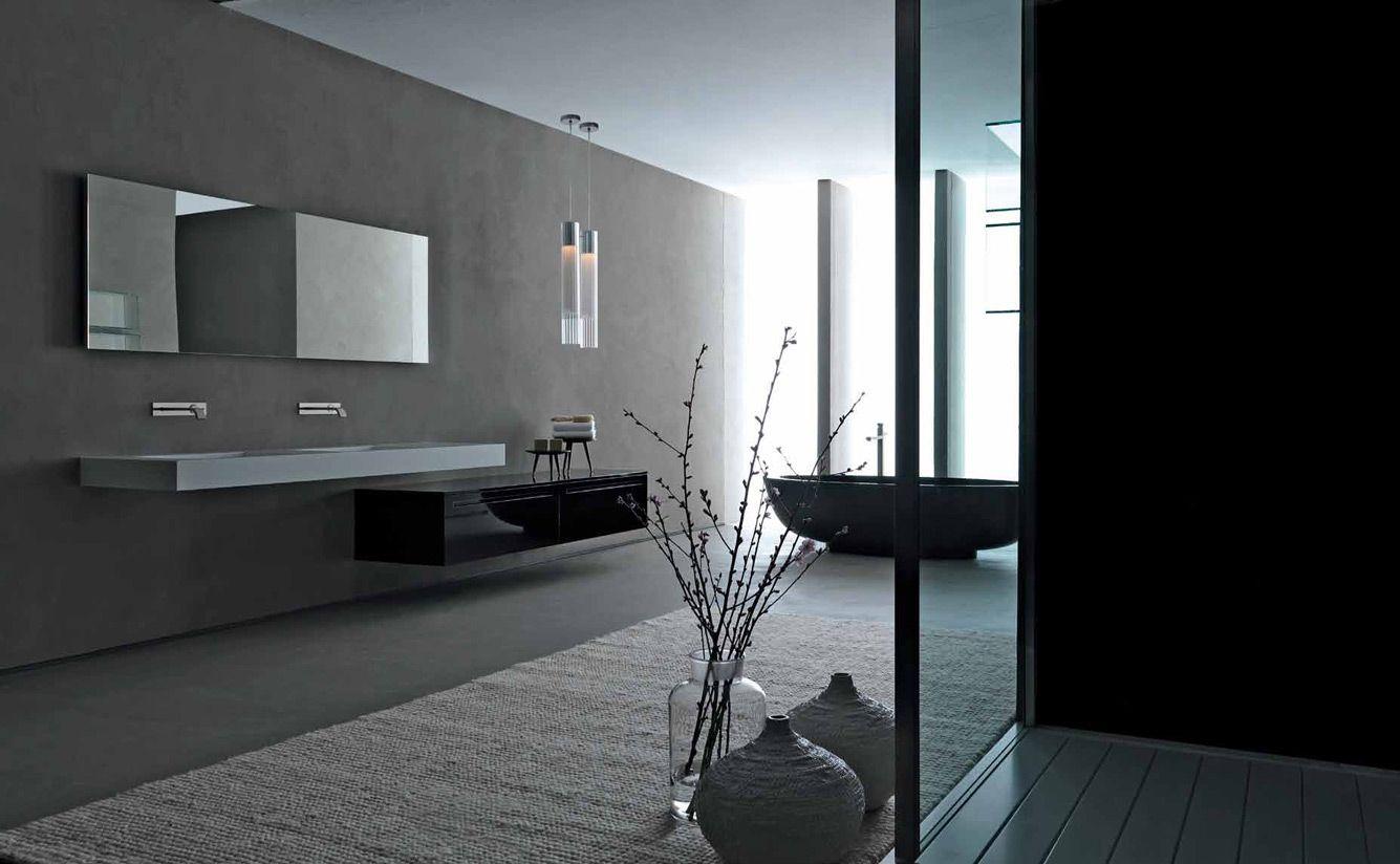 ZERO Meuble pour salle de bain basse by RIFRA   Arquitectura ...