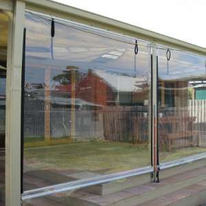 Verandah Blinds Melbourne With Images Outdoor Blinds Patio