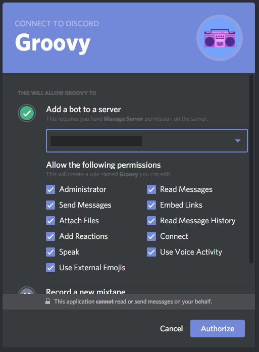 How To Add Music Bot To Discord Full Guide Add Music Discord Music Discord Music Bot