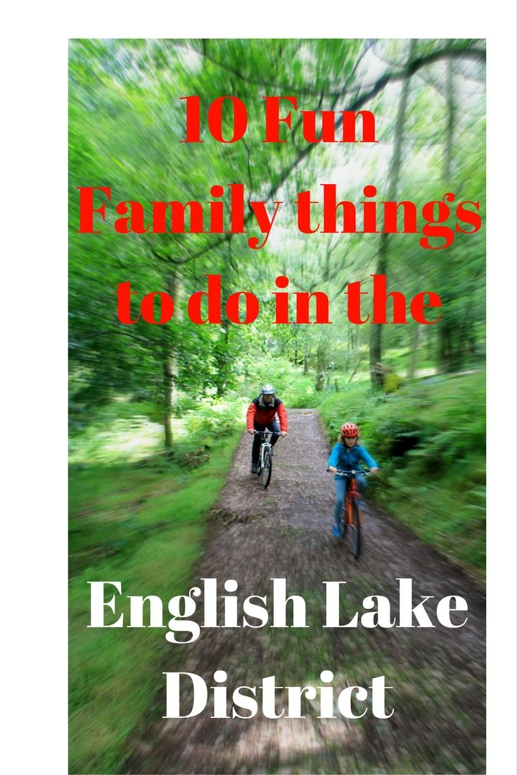 Top 10 fun family things to do in the English Lake District. We had so much fun camping and doing fun activities in the beautiful Lake District!