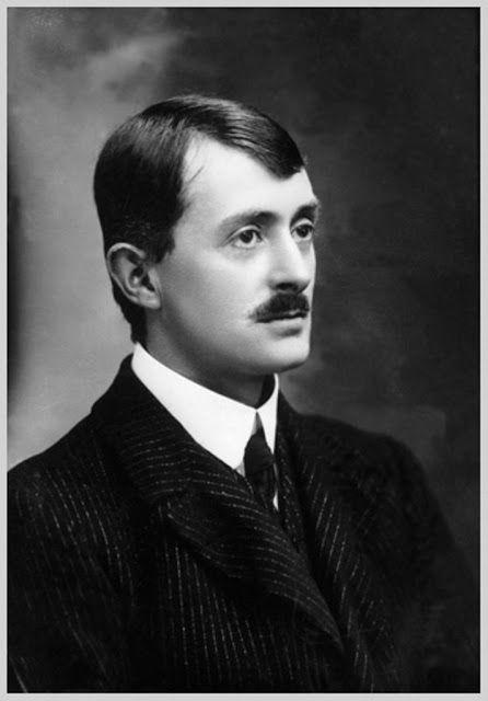 John Edward Masefield 1878 1967 English Poet And Writer And Poet