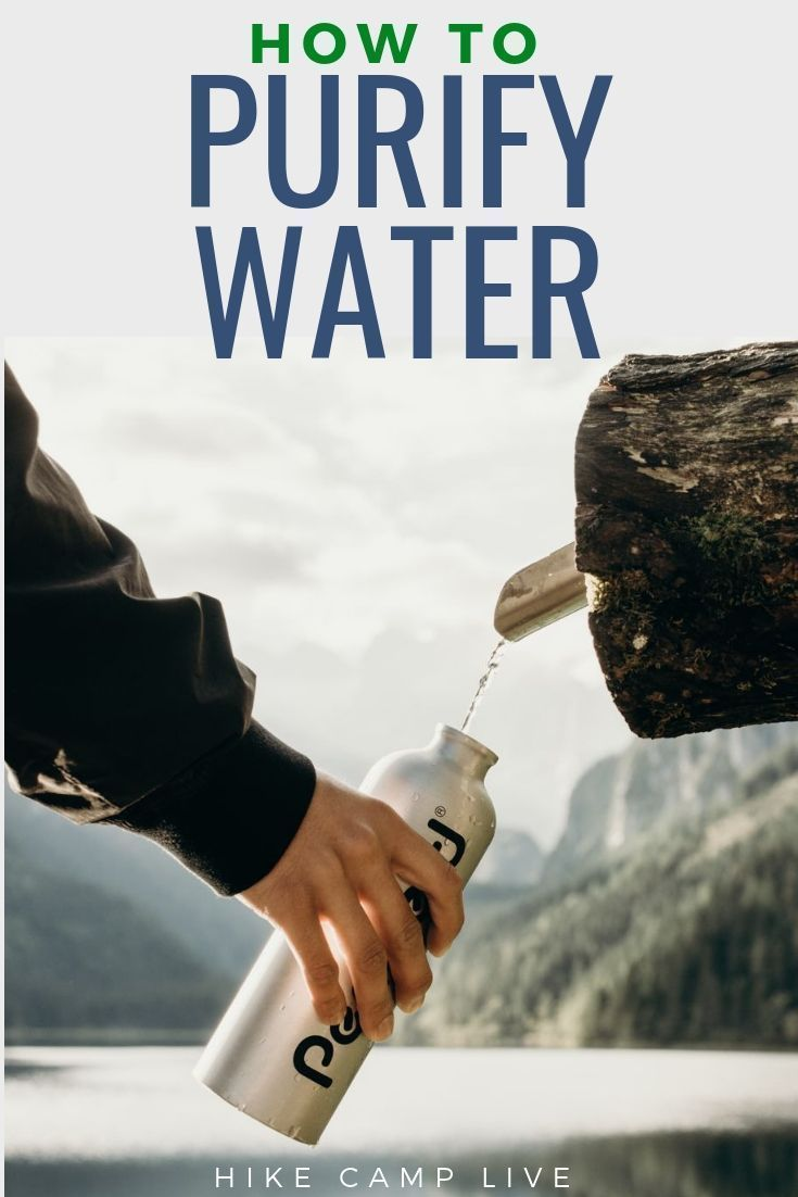 Learn how to purify water naturally! As more and more of ...