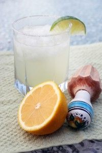 Kick off Cinco de Mayo right with this Lemon Lime Margarita