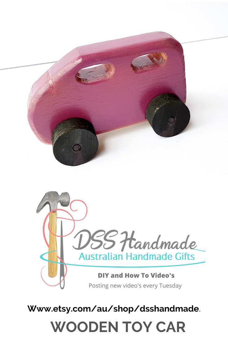 Wooden Toy Car Wooden Toys Wooden Car Australian Gifts