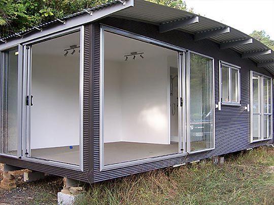 Kea Bach Crib Utility  Office Cabins from Portable Kiwi Cabins