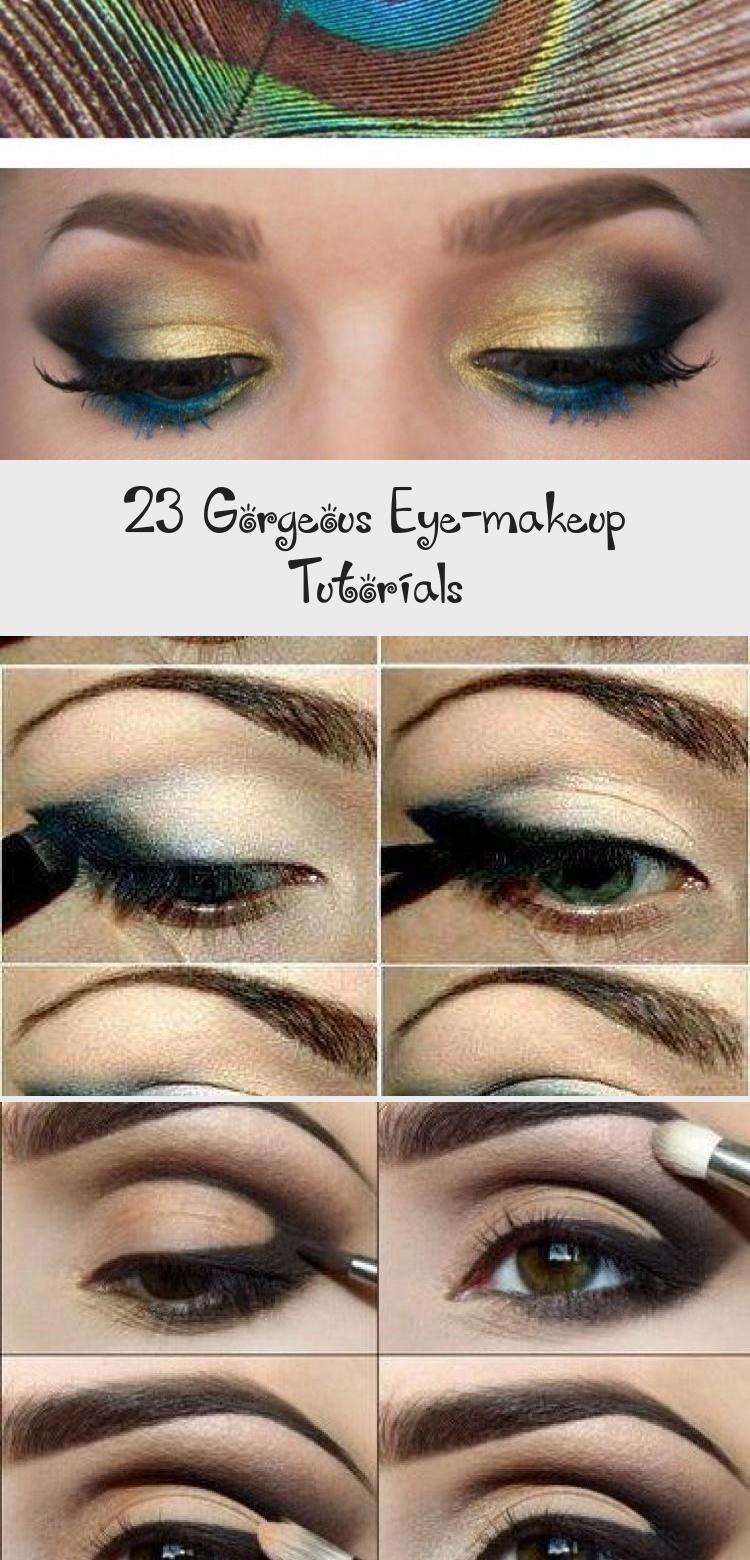 23 Gorgeous Eye Makeup Tutorials Party Eye Makeup Soft Eye