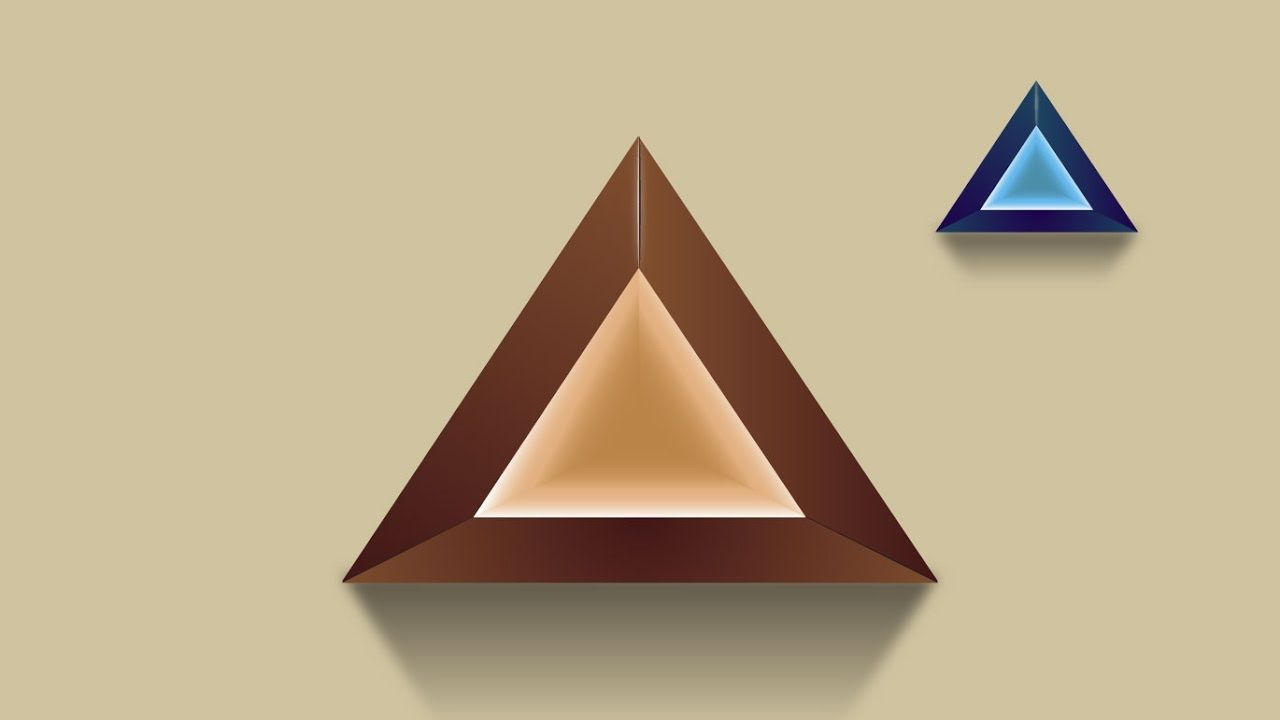 How To Add Depth To Vector Objects In Adobe Illustrator 3d Logo Design Illustrator Tutorials 3d Logo Design Illustrator Tutorials For Beginners