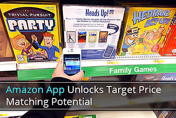 The Amazon App Is The Secret To Price Matching At Target Extreme Couponing Tips Extreme Couponing The Krazy Coupon Lady