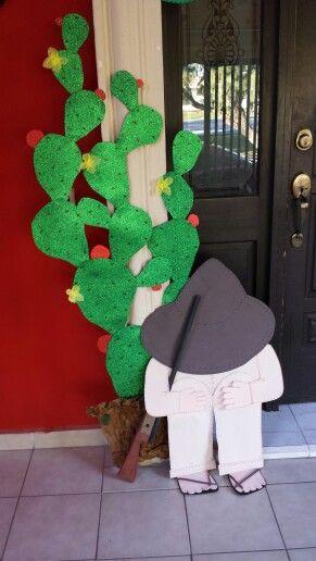 Decoraci n 15 de septiembre decoracion fiesta mexicana for Puertas decoradas para el 16 de septiembre