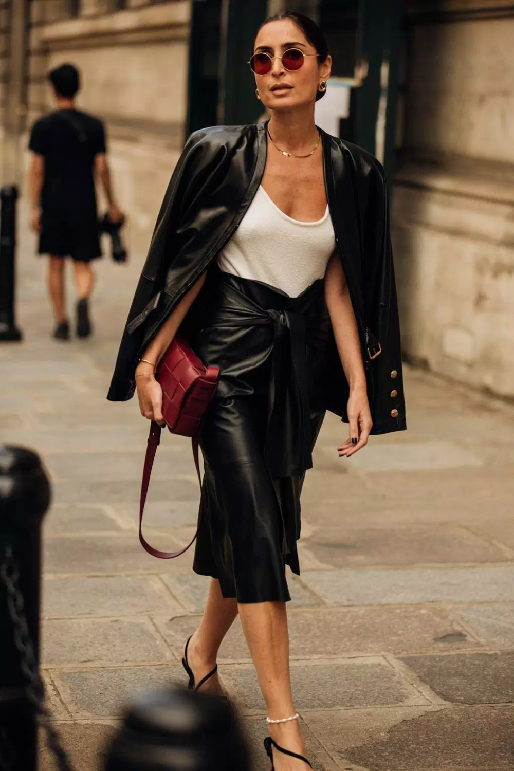 Chic Street Style Looks From Couture Fashion Week That You Can Wear All Summer