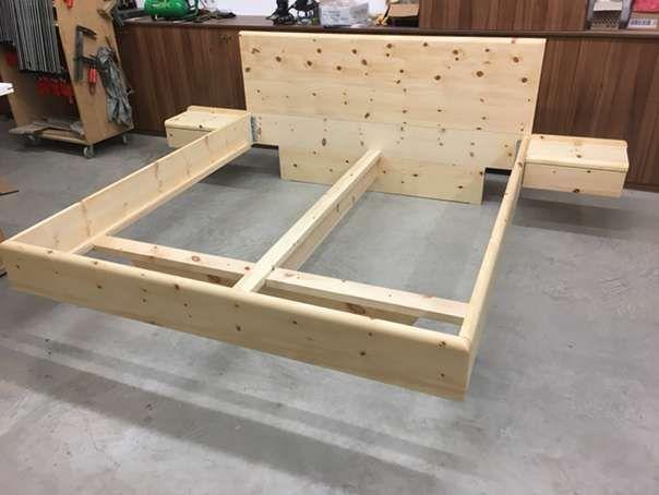 Anzeigenbild Wood Bed Design Bed Frame Design Floating Bed Frame