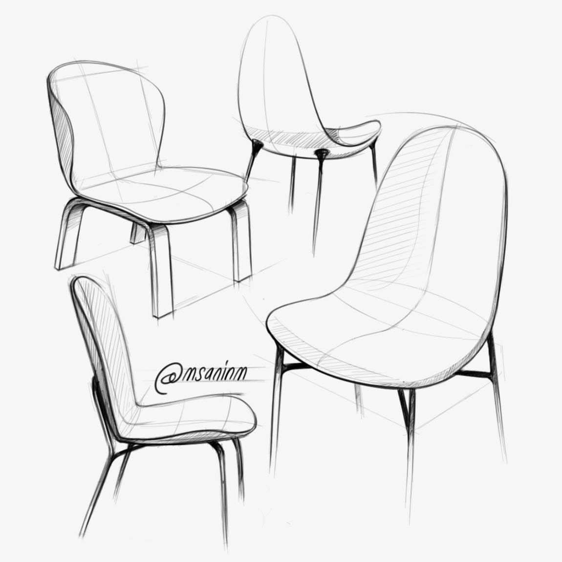 Furniture Sketches Furniture Design Sketches Sketch Furniture Design Pinterest