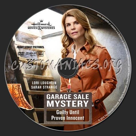 Garage Sale Mystery Guilty Until Proven Innocent Dvd Label Dvd Covers Labels By Customaniacs Id 234430 Free Down Garage Sale Mystery Dvd Label Innocent