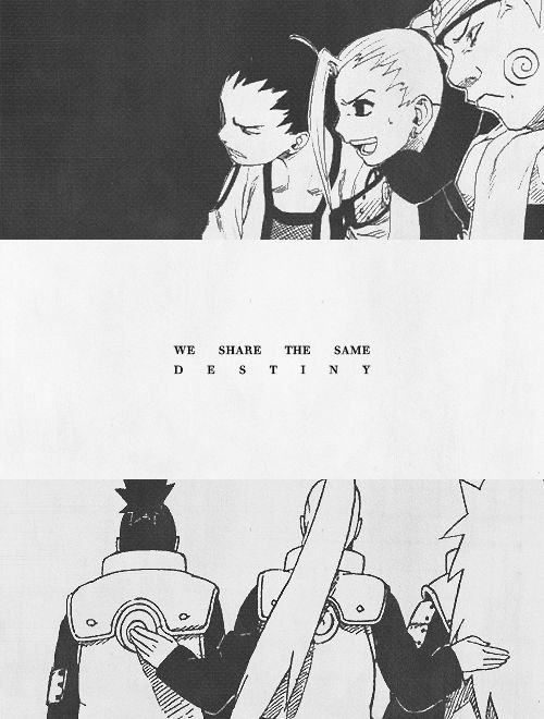 Team 10 (Asuma) #Naruto