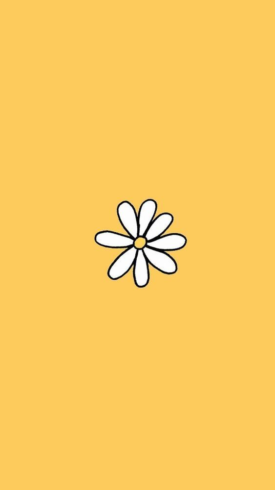 Pinterest Simple wallpapers, Yellow wallpaper