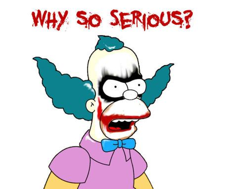 Images of krusty the clown download krusty the clown - Clown simpson ...