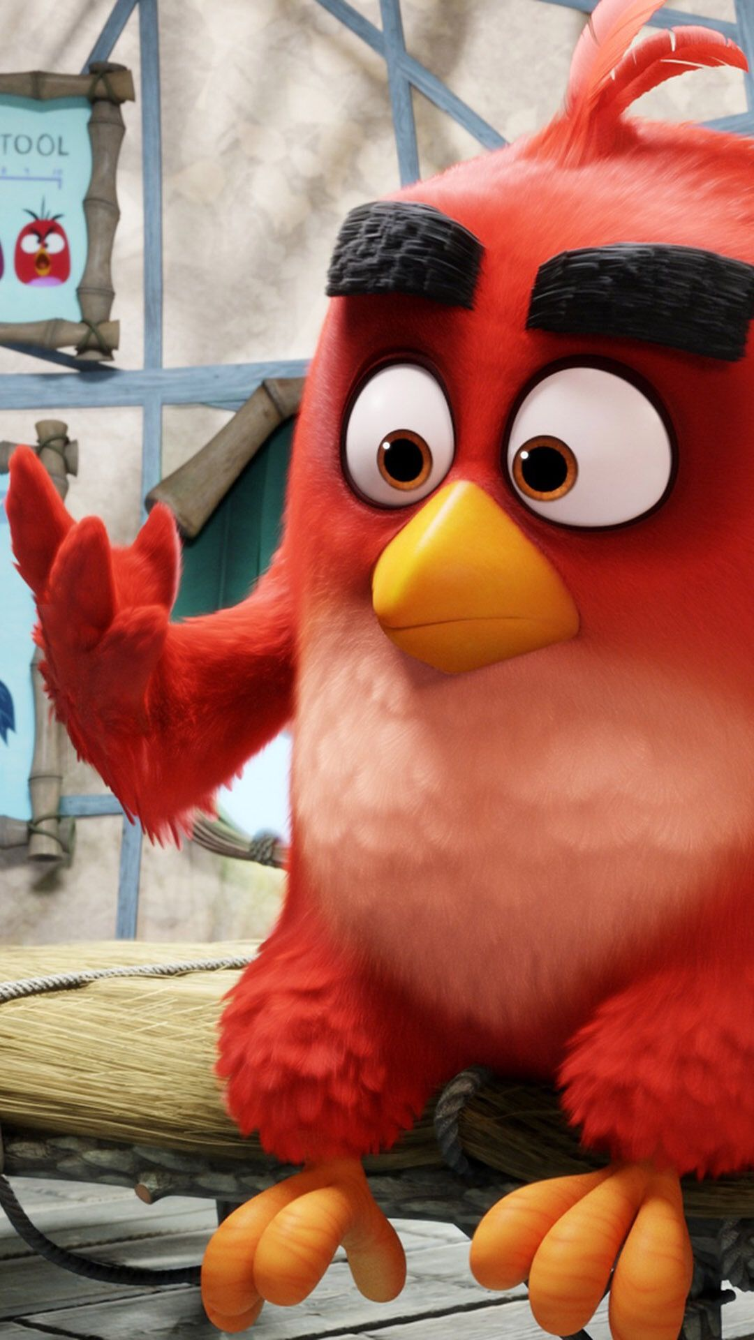 Pin by Bunga on Geek Angry birds, Angry birds movie