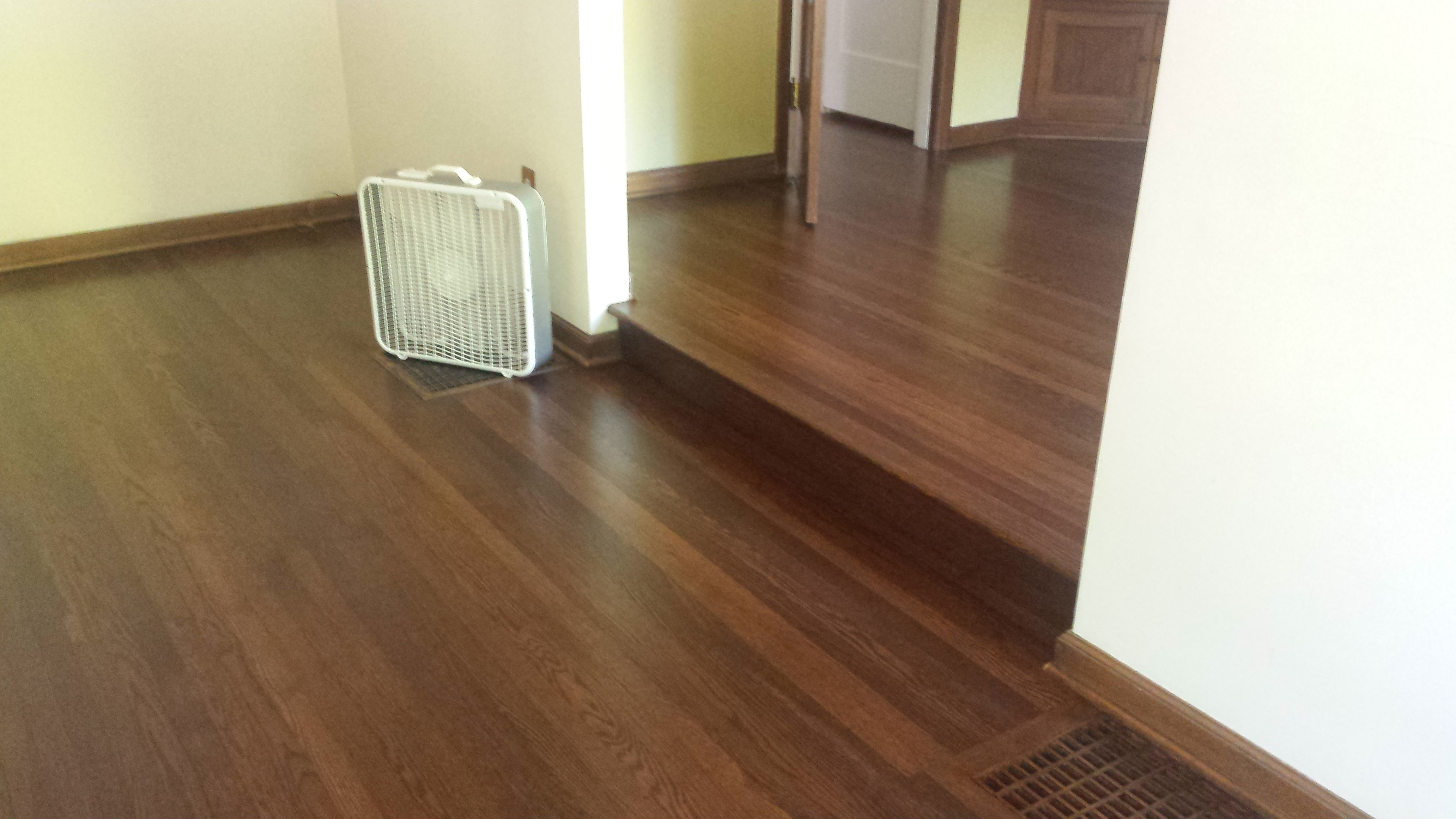 Modern Tech Wood Floors Portland Oregon Duraseal Medium Brown Cheap Wood Flooring Wood Floors Wood Floors Wide Plank