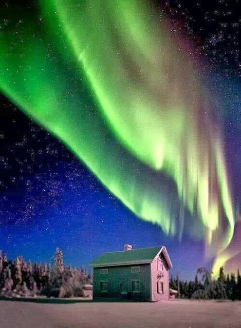 Northern lights,
