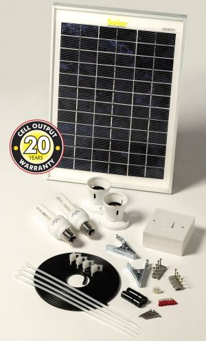SolarMate II lighting kit  | Garden Craft Shed | Solar light kit