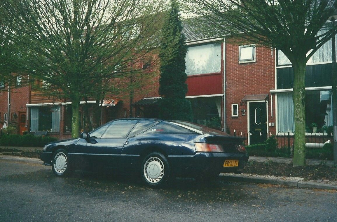 Renault Alpine GT Turbo