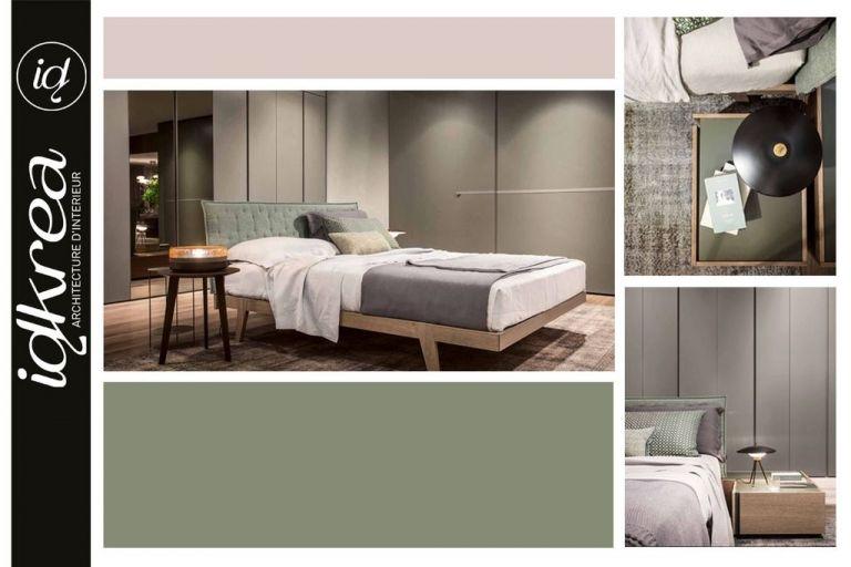 STYLE ACTUEL/TENDANCE Univers chambres Pinterest Aménagements - Couleur Actuelle Pour Chambre