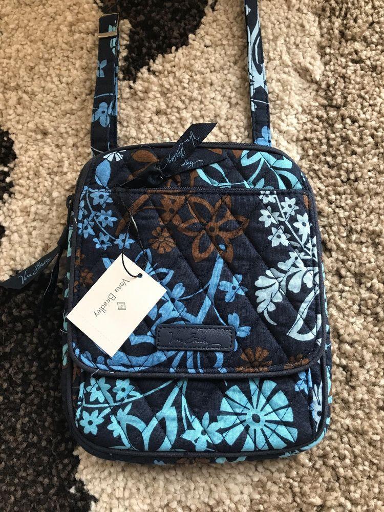 0ee6743045 Vera Bradley Mini Hipster Crossbody Bag Java Floral  fashion  clothing   shoes  accessories  womensbagshandbags ...