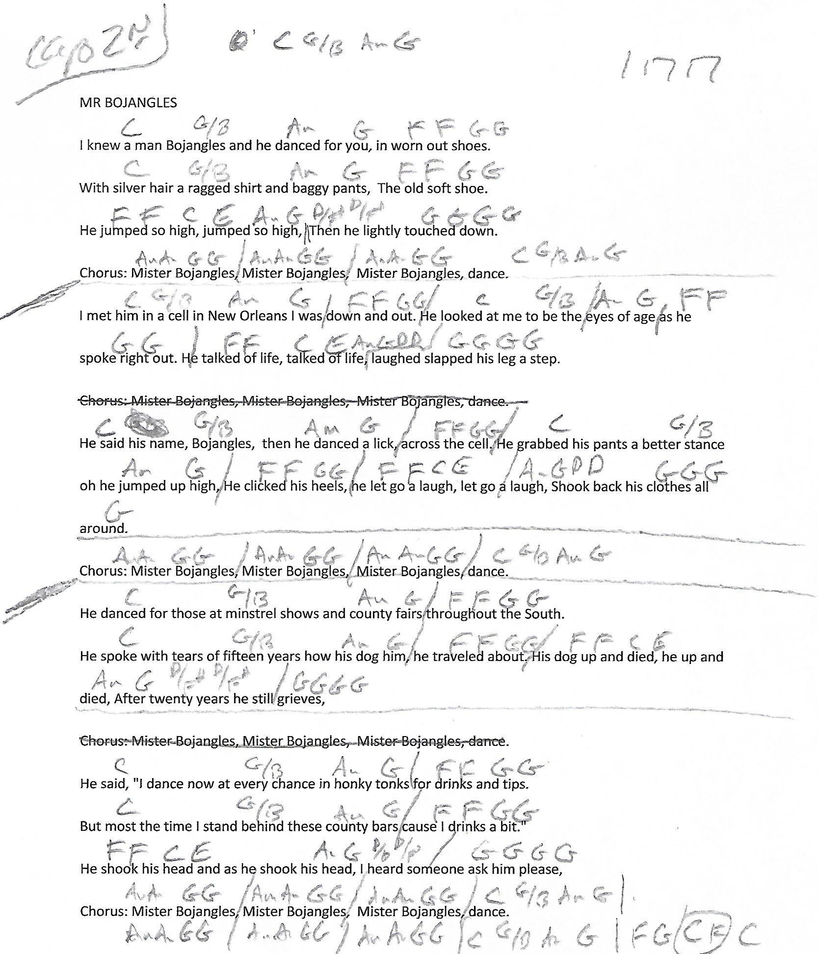 Mr bojangles jerry jeff walker guitar chord chart with lyrics mr bojangles jerry jeff walker guitar chord chart with lyrics http hexwebz Image collections