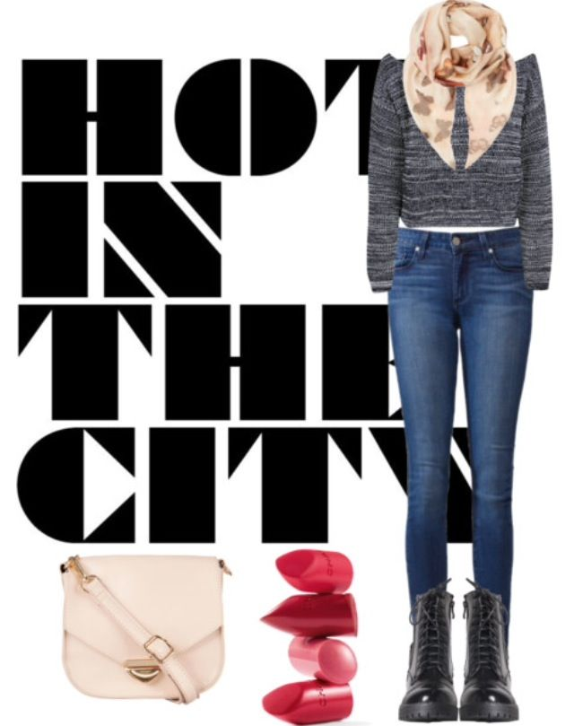 Hot in the City :) want this outfit!!!