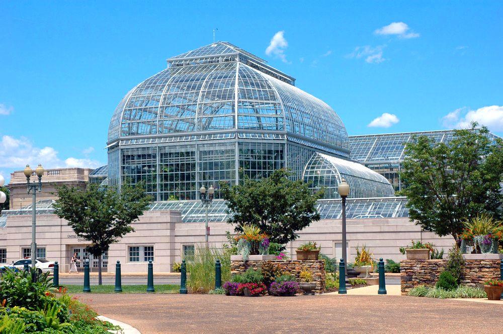 Botanical Gardens In DC