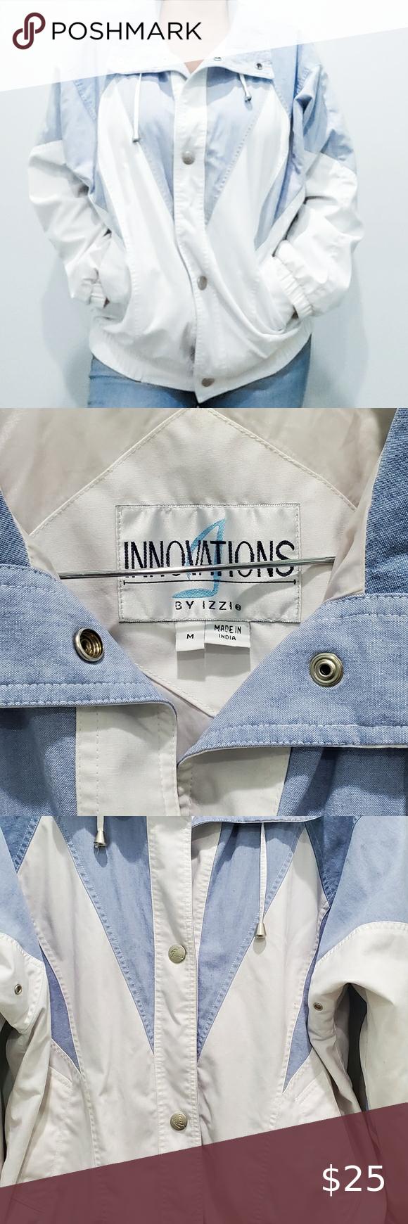 Vintage Innovations By Izzi Coat Medium In 2021 Best Winter Coats Denim Coat Leather Jackets Women [ 1740 x 580 Pixel ]