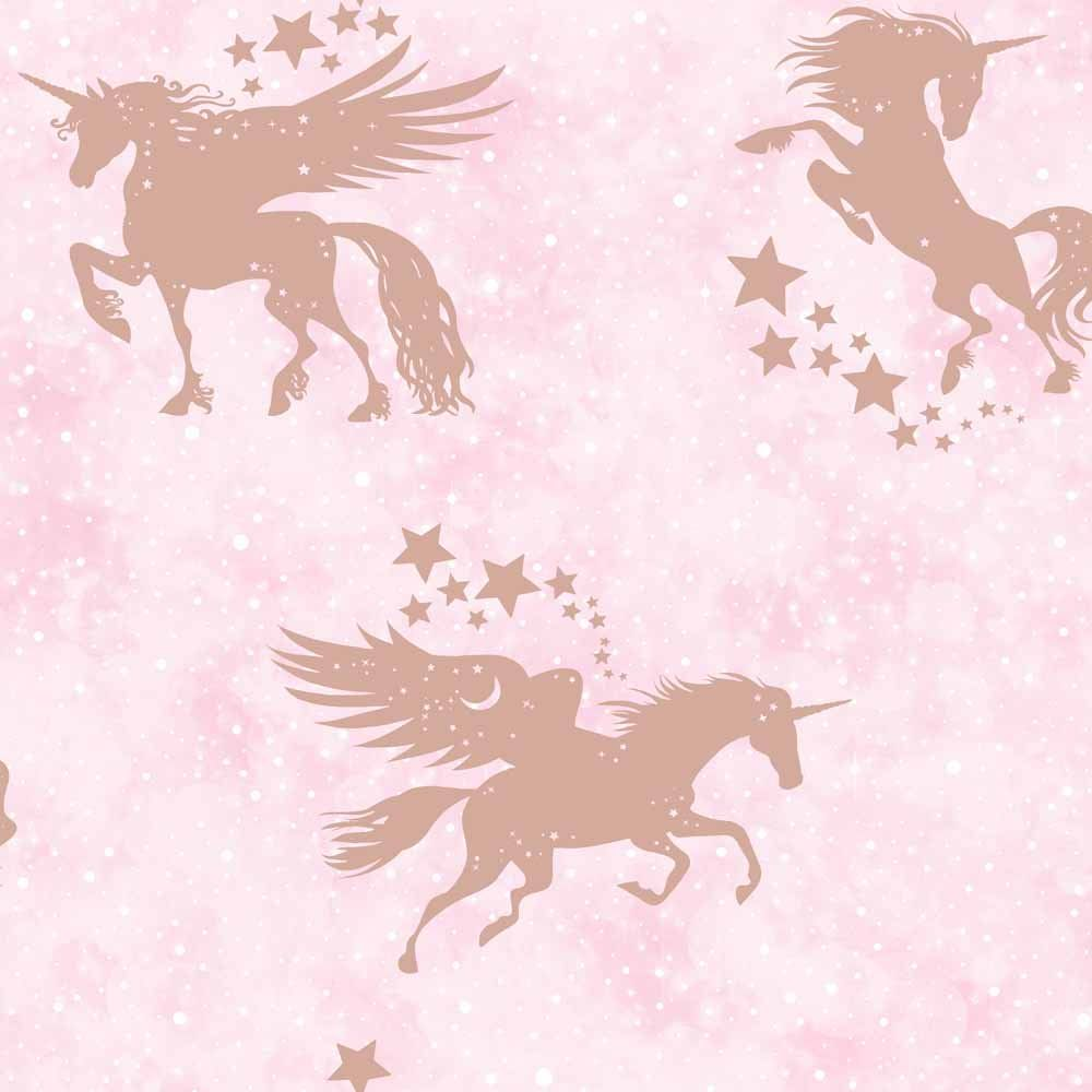 Iridescent Unicorns Pink And Rose Gold Wallpaper Unicorn Wallpaper Rose Gold Wallpaper Pink Unicorn Wallpaper