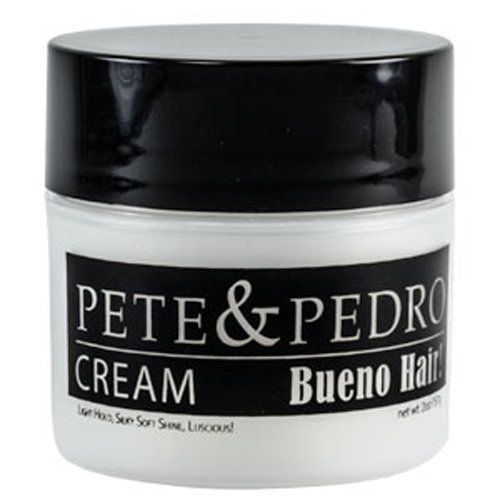 Men's Hair Styling Cream Pete And Pedro Cream  Best Hair Cream For Men With Coconut Oil