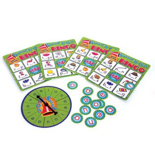 Sound It Out Bingo - Clearance - Save up to 70% Off - Sale - Parents - Learning Resources®