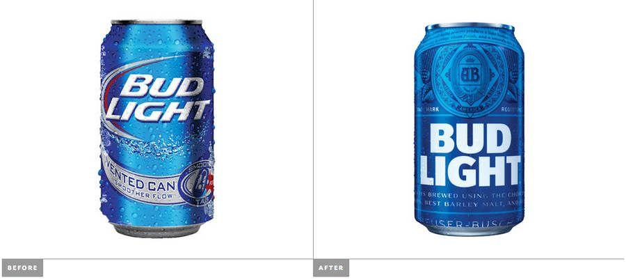 Elegant Nuevo Diseño En Las Latas De La Cerveza Bud Light Amazing Ideas